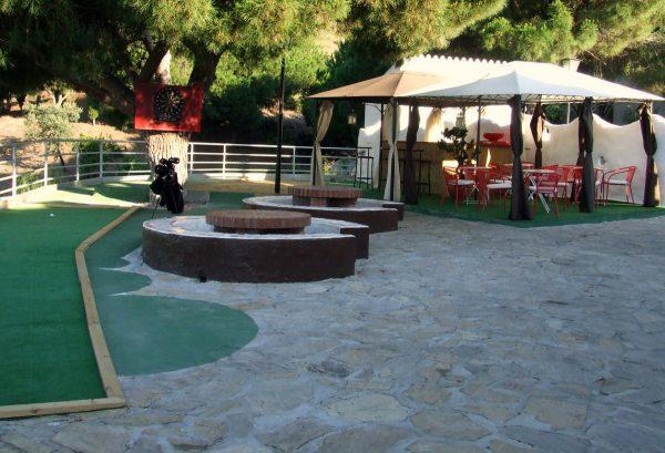 LMA 340 Terrace & pavillon K