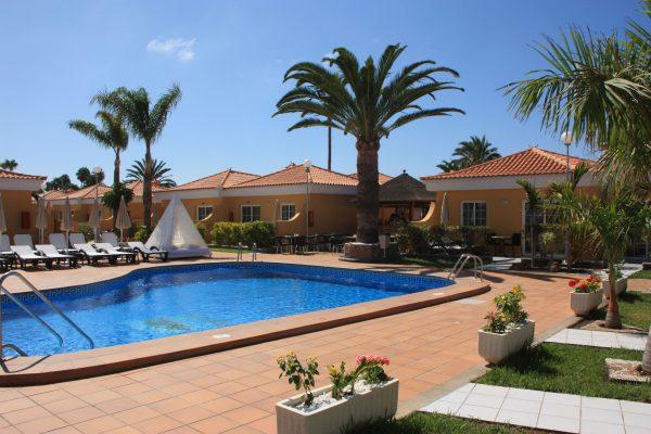 Swingerresort La Mirage - Gran Canaria - Blick ins Resort
