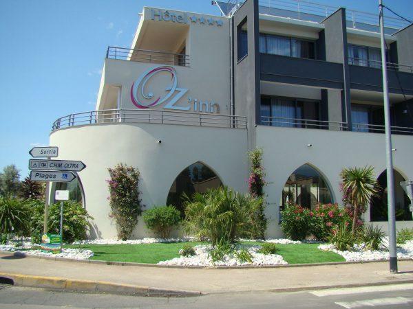 OZI 100 Hotel aussen 1 W