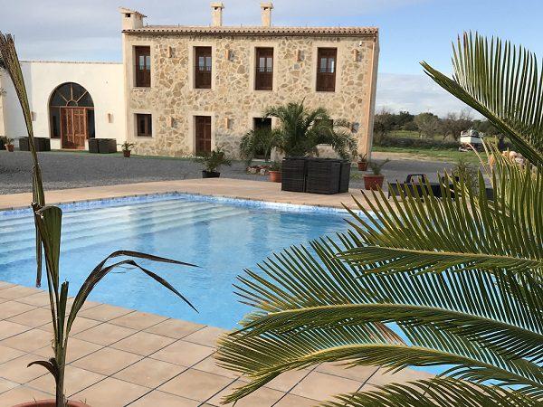 Swingtime Travel - Hotel Ollymar Mallorca - Hauptgebäude