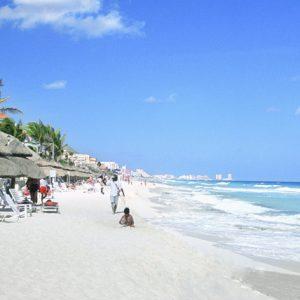 Swingtime Travel - Bliss cruise April 2019 - Florida - Mexiko - Costa Maya Strand