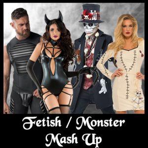 Swingtime Travel - Bliss cruise April 2019 - Florida - Mexiko - Themennacht - Fetisch / Monster