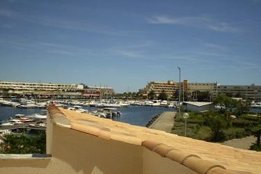 Cap-dAgde-uitzicht-Port-Soleil