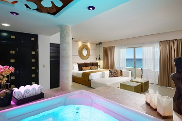Desire Riviera Maya passion suite