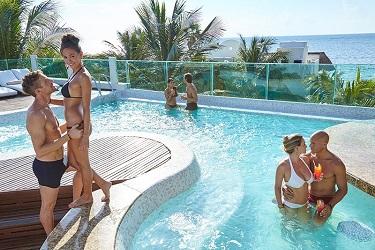 Desire Riviera Maya zwembad 1