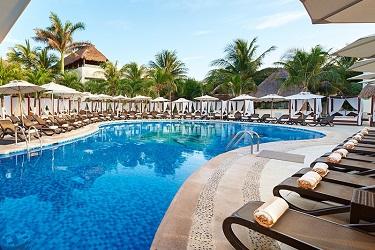 Desire Riviera Maya zwembad