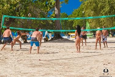 Hedonism II volleybal