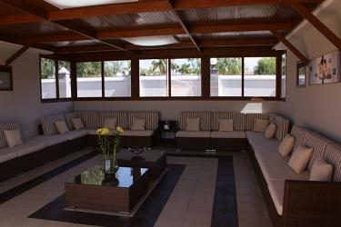 La Mirage lounge