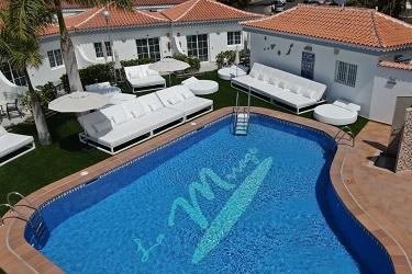 La Mirage zwembad
